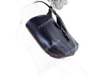 Sacs à main BDSM Produits de sexe Jouets Sex Toys Bondage Sofe Noir Cuir Réglable Bolero Straitjacket Habackle Robe
