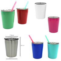 Stainless Steel Cups 9oz RTIC Tumbler Cup Colorful Travel Va...