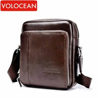 Wholesale- 2015 Hot Sale Vintage Genuine Leather And PU Smal...