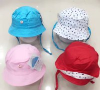 2017 Baby boys Hat Cap 20 pcs lot Mixed color #1463