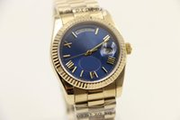 18 ct 228238 Gold DAYDATE 40mm self- winding mechanical movem...