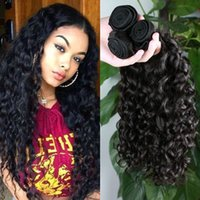 Brazilian Water Wave Brazilian Virgin Hair Ocean Wave 3pcs L...