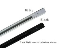 50CM 1m LED track light rail aluminum track lamp lighting fi...
