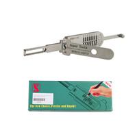 Super Auto Decoder and Pick Tool HU92 (+15) Smart Locksmith Supplies Auto Pick مجموعات أدوات السيارات