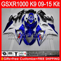 8Gifts For SUZUKI GSX R1000 GSXR1000 09 10 11 12 13 14 15 38...