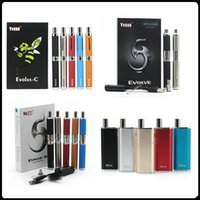 Yocan Evolve Plus Kit Wax Pen Evolve- D Dry Herb Vaporizer Ev...