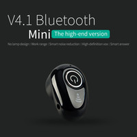 Bluetooth 4. 1 Mini S650 Wireless Stereo Headset Smart Noise ...