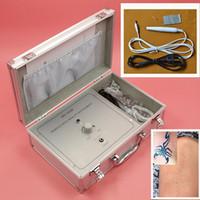 Macchina portatile professionale di rimozione del tatuaggio della macchina / cura del laser cautery di rimozione del punto DA SPEDIZIONE DI DHL