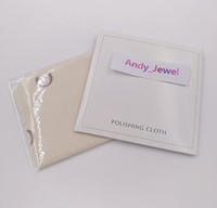Authentic Wholesale 925 Sterling Silver Polishing Cloth Fit ...