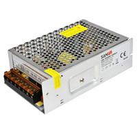 Sanpu Universal-Stromversorgung 12V 24V 200W 250W AC-DC-Beleuchtung Transformator-Treiber Nein Ventilator IP20 Innen für LEDs Streifen-Licht