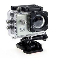 SJ4000 1080P Full HD Action Caméra Sport Numérique 2 Pouces Écran Sous Étanche 30M DV Enregistrement Mini Sking Vélo Photo Vidéo Cam