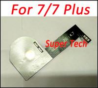 تاتش متوهجة شعار آيفون 7 7plus اللون الأبيض و 7 في 1 قوس قزح اللون ديي الانارة الصمام الخفيفة كيت ل iPhone7 7Plus