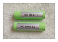 Alta capacidade ICR18650 bateria alien kit alien 3000 mAh 30B 3.7 V recarregável Li-ion bateria Akku para Samsung ferramenta lanterna elétrica
