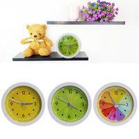 2017 nuevo estilo rural Cool Lemon reloj despertador de frutas Moderno reloj de mesa minimalista perezoso Reloj reloj envío gratis ZA2865