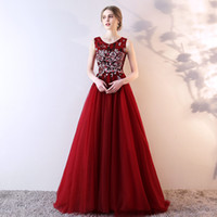 SSYFashion 2017 Summer Evening Dress The Bride Banquet Luxur...