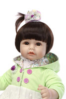 "Reborn Toddler Workout Chic 20"" Girl Weighted Doll Gift..."