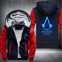 2018 Hooded Jacket Assassin' s Creed Perfine Raids Outli...