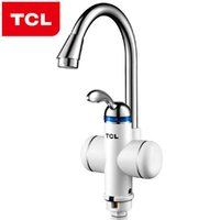 TCL electric heating faucet, instant hot kitchen, fast hot, fast thermal electric head, safe and energy-saving, factory direct sales