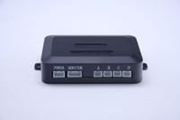 Sensores de estacionamento LED PZ302 PZ303 PZ304 Quatro Passo Bibi Som 4 6 8 Sensores Car Auto Estacionamento Sensores Free EUB EUB EUBET