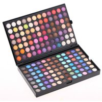 Professional 252 Colors Eyeshadow Palette Makeup Set Neutral...