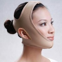 Fashional Elastic Face Lift Up Gürtel Gesichtsmassage Band Wange Scalp Chin Uplift Form Schlafen Anti-Falten-Shaping-Maske