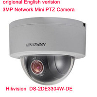 Hikvision Original English Version DS- 2DE3304W- DE 3MP Networ...