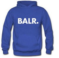 BALR sweatershirt man or women Sweatershirt Sport Suit Casua...