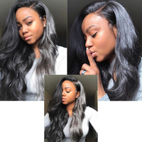 Bythair Natural Black Color Fabulous Wavy Full Lace & Front ...