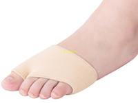 50 pares / lote Envío rápido Recién llegado Cuidado de los pies Hallux Valgus Establece un dedo del pie remediador del dedo pulgar separador