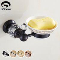 Luxury Oil Rubbed Bronze Bathroom Soap Dish Bathroom Accessories Set Soap  Holder Wall Mount
