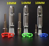 Mini NC Kit mit gr2 Titannagel 10mm 14mm 18mm alle verfügbaren Mini Glasrohr Micro NC Set versandkostenfrei