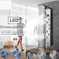 Promotion High Quality Brushed Nickel Shower Faucet with Rai...