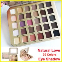 New Arrival Eye Shadow Natural Love Palette 30 Colors Eyesha...