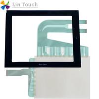 YENI GP2601-TC41-24V GP2601-TC11 HMI PLC Dokunmatik Ekran ve Ön etiket Film Dokunmatik ekran VE Frontlabel