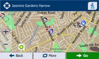 SD Card Car Truck navigazione GPS Mappe DVD Alta velocità 8GB Micro IGO Primo Europa America Australia Maps per smartphone Android Tablet Sistemi