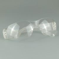 Arbetsplats Skyddsglasögon Säkerhetsglasögon Ögonskydd Klara linsglasögon för industriell laboratoriearbete Dammskärning Glasögon 9936