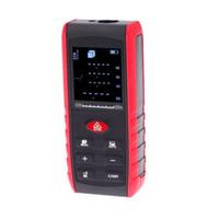 Atacado New 60 M Digital Medidor de Distância a laser Rangefinder Range Finder Medição de Volume de Área com Indicação do Ângulo