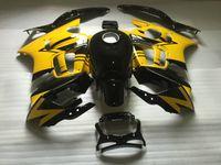 7gifts Verkleidung für Honda CBR600 F3 95 96 gelb schwarz Motorradverkleidungen gesetzt CBR 600 F3 1995 1996