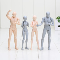 Body Kun SHF Figuarts Archetype He SHE Pale Ver Action Figur...