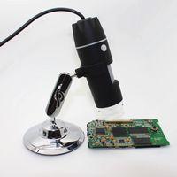 무료 배송 1-500 회 HD 휴대용 USB 디지털 현미경 전자 돋보기 비디오 카메라 측정