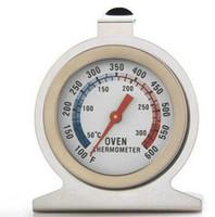 Outils de cuisson thermomètre de précision monté en acier inoxydable four de cuisson dédié mesure de la température