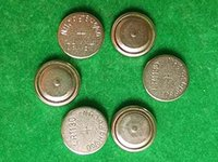 4000pcs / lot cellule moneta alcalina batteria a bottone senza mercurio AG10 LR1130 389 SR1130 189 LR54 V10GA 1.5V 0% Hg Pb