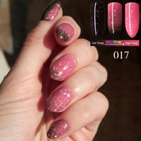 Wholesale- Number 17 Temperature Change 3 Color Nail Gel Pol...