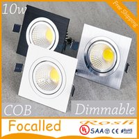 Newst square Led Recessed ceiling lights dimmable DownLights...
