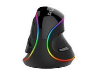 ديلوكس M618 بلس ماوس سلكي رأسي مريح فأرة ضوئية RGB Light 4000 DPI لأجهزة الكمبيوتر المحمول المكتبية