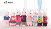 35cm Lovely Stuffed Cloth Doll Plush Toy Metoo tiramisu Rabb...