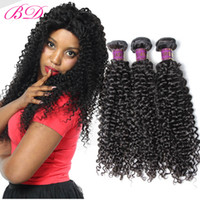BD Curly Human Hair Extensions New Brazilian Curly Human Hai...