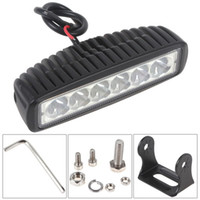 2000LM Super Bright Daytime Running Light 10- 32V Universal 1...