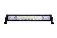 22 '' Dritto 120W Tri-fila LED Light Bar Trailer Combo IP67 Per 12V 24V del camion ATV Offroad 4x4 180W Barra Luce crogiolo fuori strada Fendinebbia