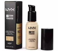 NYX HD Studio Photogenic Foundation Powder NYX Liquid founda...